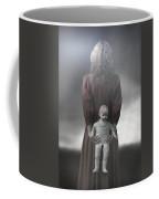 Old Doll Coffee Mug