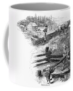 Oregon Trail Emigrants Coffee Mug