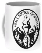 Presidential Campaign, 1948 Coffee Mug