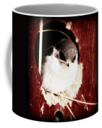 Red Barn Birdie Coffee Mug