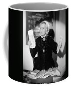 Silent Still: Banking Coffee Mug