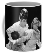 Silent Still: College Coffee Mug