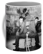 Silent Still: Two Men Coffee Mug by Granger