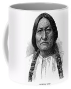 Sitting Bull (1834-1890) Coffee Mug