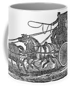 Stagecoach, 19th Century Coffee Mug