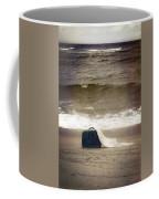 Suitcase Coffee Mug by Joana Kruse