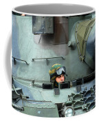 Tank Driver Of A Leopard 1a5 Mbt Coffee Mug