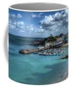 Tenby Harbour Coffee Mug