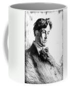 William Butler Yeats Coffee Mug
