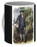 William Penn (1644-1718) Coffee Mug by Granger