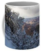 Winter Time On The South Rim Coffee Mug
