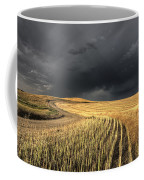 Storm Clouds Saskatchewan Coffee Mug