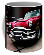 53 Packard Caribbean Convertible Coupe Coffee Mug