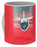 '57 Chevy Hood Ornament 8508 Coffee Mug