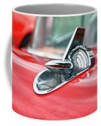 57 Chevy Hood Ornament 8509 Coffee Mug