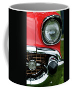 57 Chevy Left Front 8560 Coffee Mug