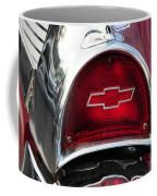 57 Chevy Tail Light Coffee Mug