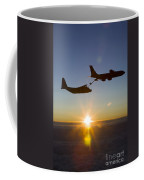 A Mc-130h Combat Talon II Coffee Mug