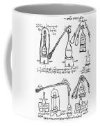 Alchemy Illustration Coffee Mug