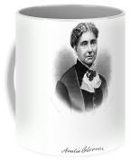 Amelia Bloomer (1818-1894) Coffee Mug