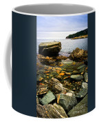 Atlantic Coast In Newfoundland Coffee Mug