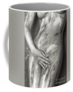 Beautiful Soiled Naked Woman's Body Coffee Mug