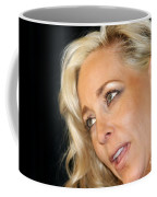 Blond Woman Coffee Mug
