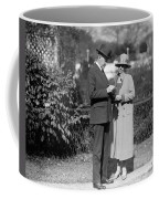 Calvin Coolidge (1872-1933) Coffee Mug