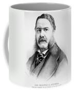 Chester Alan Arthur Coffee Mug
