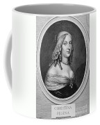 Christina (1626-1689) Coffee Mug
