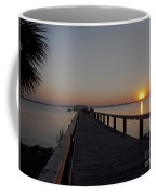 Evening On The Indian River Lagoon Coffee Mug