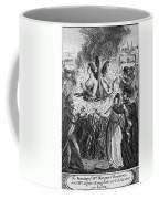 Foxe: Book Of Martyrs Coffee Mug
