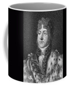 George Iv (1762-1830) Coffee Mug
