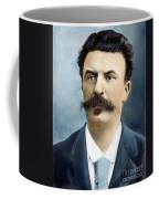 Guy De Maupassant Coffee Mug