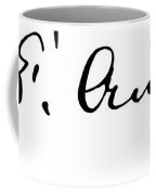 Hans Christian Andersen Coffee Mug