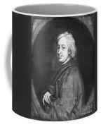 John Dryden (1631-1700) Coffee Mug