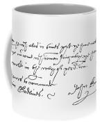 John Knox (1505-1572) Coffee Mug
