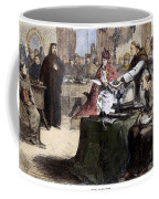 John Wycliffe (1320?-1384) Coffee Mug