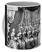 Louis Xiv (1638-1715) Coffee Mug