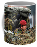 Members Of A Recce Or Scout Team Coffee Mug