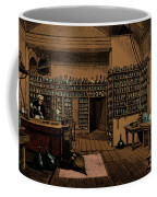 Michael Faraday, English Physicist Coffee Mug