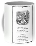 Mother Goose, 1833 Coffee Mug