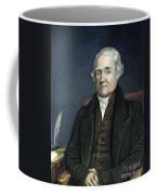 Noah Webster (1758-1843) Coffee Mug