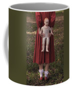 Old Doll Coffee Mug