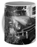 Route 66 Classic Car Coffee Mug