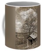 Rustic Hillside Barn Coffee Mug