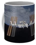 The International Space Station Coffee Mug