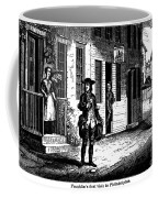 Benjamin Franklin (1706-1790) Coffee Mug