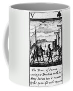 Spanish Armada, 1588 Coffee Mug