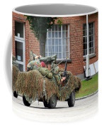 A Recce Or Scout Team Of The Belgian Coffee Mug